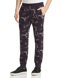 Atm Anthony Thomas Melillo French Terry Camouflage Jogger Sweatpants 100 Exclusive Black Camo