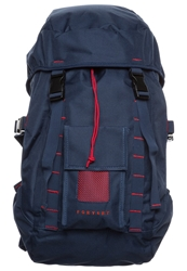 Forvert Lasse Rucksack Navy Red Dark Blue
