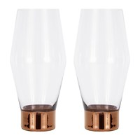 Tom Dixon Tank Beer Glass Set Of 2