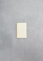 Comme Des Garcons Classic Leather Bi Fold Wallet Off White