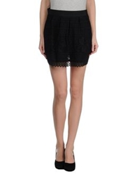 Paul And Joe Sister Mini Skirts Black