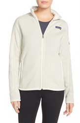 Women's Patagonia 'Better Sweater' Jacket Raw Linen