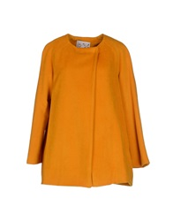 Mary Jane Coats Ocher
