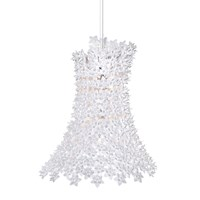 Kartell Bloom Ceiling Light White