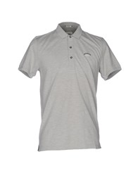 Virtus Palestre Polo Shirts Light Grey
