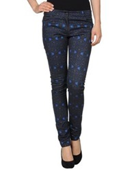 Nocollection Casual Pants Dark Blue