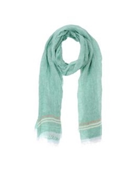 Scotch And Soda Oblong Scarves Green