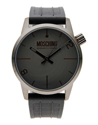 Moschino Cheap And Chic Moschino Cheapandchic Timepieces Wrist Watches Women Grey