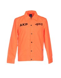 Sankuanz Jackets Orange