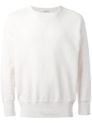 Levi's Vintage Clothing Crew Neck Sweatshirt Nude Neutrals