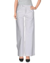 Avn Trousers Casual Trousers Women White