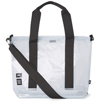 Stussy X Herschel Supply Co. Clear Tote Bag White