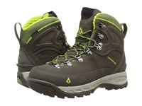 Vasque Snowblime Ultradry Black Olive Lime Green Women's Cold Weather Boots