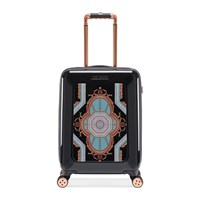 Ted Baker Versailles Limited Edition Suitcase Black Small
