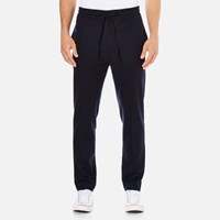 Msgm Men's Casual Fit Trousers Black