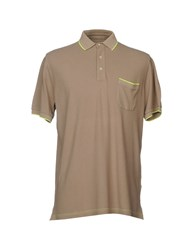 Altea Dal 1973 Polo Shirts Beige