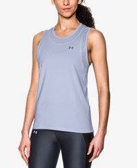 Under Armour Sport Muscle Tank Top Lavender Ice