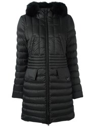Peuterey Padded Coat Black