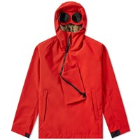 C.P. Company Soft Shell Pullover Goggle Anorak Red
