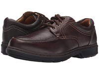 Nunn Bush Wayne Moc Toe Oxford Brown Men's Lace Up Moc Toe Shoes