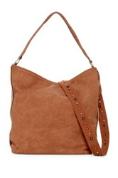 Steve Madden Catie Faux Leather Hobo Brown