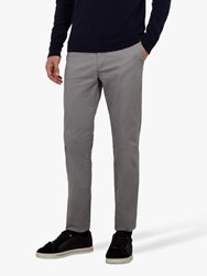 Ted Baker Teenchi Slim Fit Chinos Grey