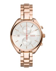 Fossil Timepieces Wrist Watches Women Copper