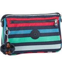 Kipling Puppy Textile Cosmetic Bag Spicy Stripes