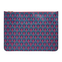 Liberty London Iphis Large Pouch Navy