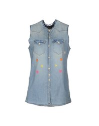 Aglini Denim Denim Shirts Women