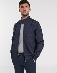 Ben Sherman Harrington Jacket Navy