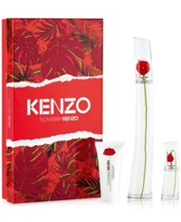 Kenzo 3 Pc. Flower By Eau De Parfum Gift Set N A