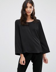 Jdy Long Sleeve Top Black