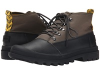 Toms Cordova Boot Black Tarmac Olive Ripstop Men's Lace Up Boots