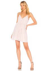 Riller And Fount Kally Dress Pink