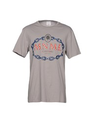 Mnml Couture T Shirts Grey