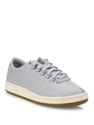 K Swiss Classic Leather Sneakers Grey