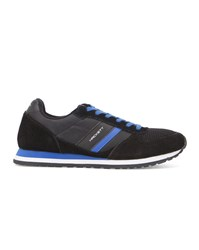 Hackett Black And Blue Aston Martin Sneakers