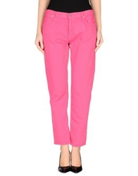 Ralph Lauren Denim Pants Fuchsia