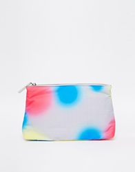 Lulu Guinness Fiesta Printed Large T Seam Makeup Bag