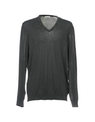 Gran Sasso Sweaters Steel Grey