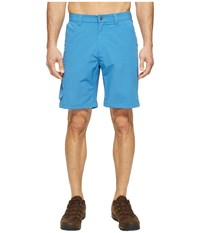 Mountain Khakis Cruiser Short Riviera Men's Shorts Blue