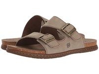 Born Pacho Grey Men's Sandals Gray