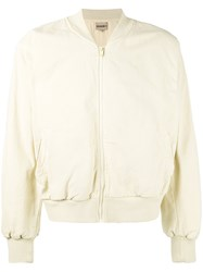Yeezy Season 4 Bomber Jacket Unisex Cotton M Nude Neutrals