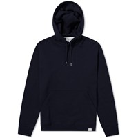 Norse Projects Vagn Classic Hoody Blue