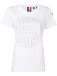 Rossignol Logo Moon T Shirt White