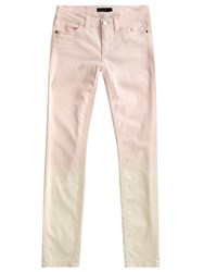 Marc Cain Ombre Slim Jeans Pink