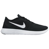 Nike Free Rn Women's Running Shoes Black White