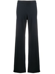 Stefano Mortari Knitted Flared Trousers 60