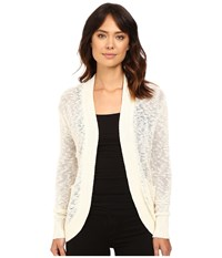Roxy Mountain Of Love Cardigan Pristine Women's Sweater Neutral
